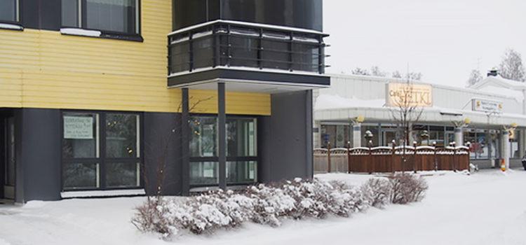 Liiketila Viitasaari  54m2 Myytävänä