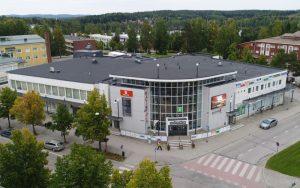 Liiketiloja max n. 450 m2 Kauppakatu 6 Äänekoski