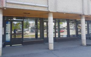 Myydään 200 m2 liiketila