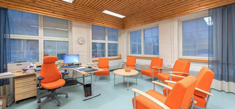 Vaajakoskella vuokrattavissa n. 510 m2 toimistotilaa kokonaan tai jaettuna