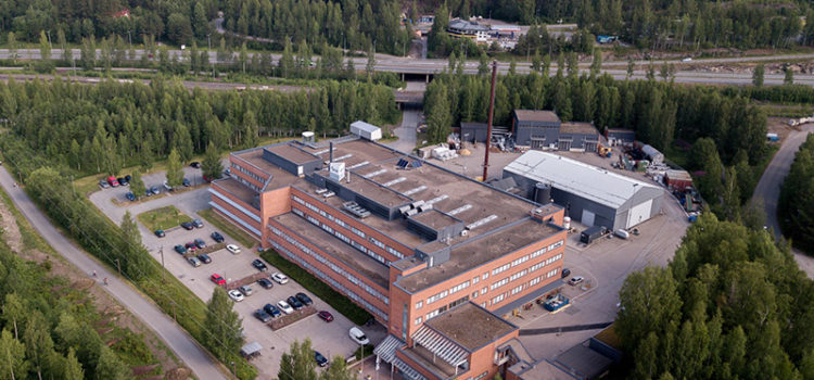 Koivurannantie 1 vuokrattavana toimistotilaa 800 m2