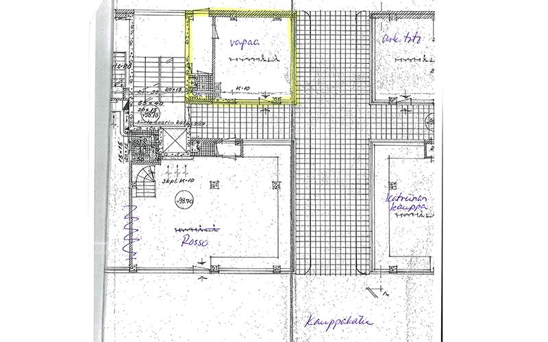 maatalo pohjakuva 32 m2