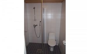 wc- ja suihku tilat