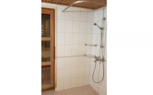 Suihku ja sauna ristikivi